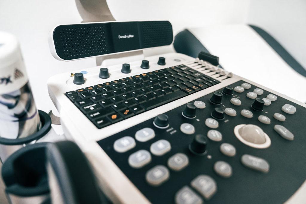 Sonographiegerät